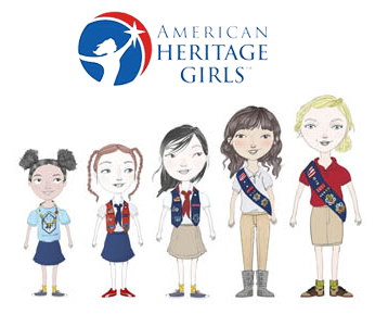 American Heritage Girls Texas